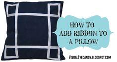 recover pillows