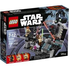 Lego Star Wars Duel on Naboo 75169, Multicolor