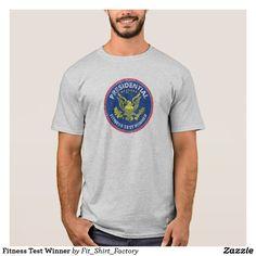 Fitness Test Winner T-Shirt