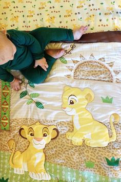 ad  I adore this soft   cute Disney Baby The Lion King bedding set cbca1acab2