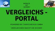Tarifrechner /  Vergleichsrechner für Deutschland Portal, Convenience Store, Numeracy, Products, Germany, Life, Convinience Store