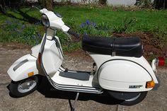 Vespa PX 150 E by CCCPxokkeu, via Flickr