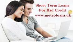Flexible Deal on Short-Term Loans for Bad Credit People  Metro Loans, a reputed online credit lender in the UK, is providing short-term loans for bad credit people at exceptional terms and conditions. Borrowers with poor credit record can improve their credit scores with these loans. For details, visit: www.metroloans.uk/short-term-loans.html