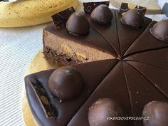 Blog o pečení všeho sladkého i slaného, buchty, koláče, záviny, rolády, dorty, cupcakes, cheesecakes, makronky, chleba, bagety, pizza. Healthy Cake, Healthy Recipes, High Sugar, Pavlova, Something Sweet, Cake Art, Food Art, Ham, Cheesecake