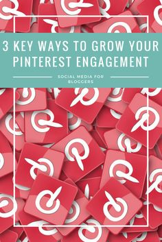 Pinterest | Social Media Tips | Grow Your Blog | Social Media Marketing | Grow Your Email List | Blogging | Social Media for Bloggers