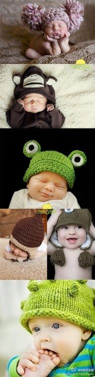 Another great monthly pic idea for anyone with babies!!