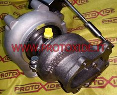 Turbocompressore TD04 per 500 Abarth - Grandepunto - Mito 1.4 16v al prezzo di 870,00 € Euro.  Turbocompressoresu boccole adattato per motori 1.400 T-jet Abarth