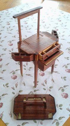 Elga's Miniatures: Petit Point