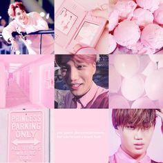 Pink! Kim Jongin