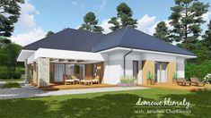 Projekt domu Maciejka III NF40, wizualizacja 3
