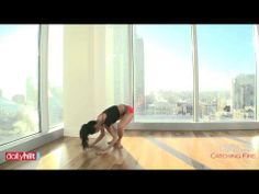 ▶ Catching Fire 30 Day Challenge | Day 25 - Dance - YouTube