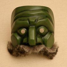 Strangeface - Masks - Commedia, Neutral, Lecoq style, Character. - Online Shop