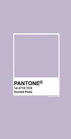 Jul 26, 2019 - Pantone Orchid Petal : Pantone 14-3710 - Find 1000s color inspiration , color inspiration board ,pantone color ideas for your project,pantone ,colors Palette Pantone, Pantone Swatches, Pantone Colour Palettes, Color Swatches, Pantone Colours, Lavender Aesthetic, Aesthetic Colors, Colour Pallette, Colour Schemes