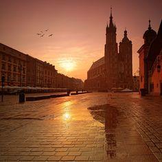 "500px / Photo ""good morning Krakow"" by Matej Kovac"