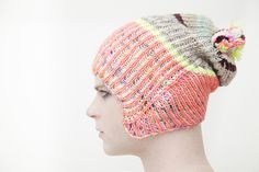 Ravelry: Askews Me Hat pattern by Stephen West