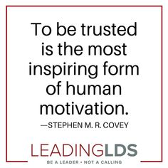 """Covey is the son of Steven R. Covey of Habits of Highly Effective People"""" and co-founder of Covey Link and the Franklin Covey Global Speed of Leadership Qualities, Leadership Quotes, Stephen Covey Quotes, Highly Effective People, Franklin Covey, Trust Quotes, Keynote Speakers, School Psychology, Learning To Be"""