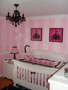 such a cute girls room!