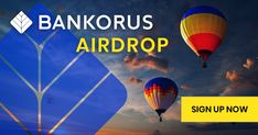 Join Bankorus Airdrop and get 35 BKT   25 BKT per referred person!