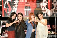 BLACKPINK Dior Shop