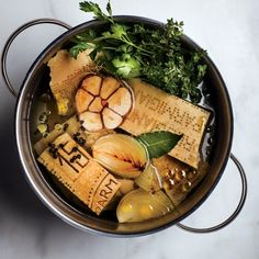 The Ultimate Umami Broth Comes From Parmesan Rinds