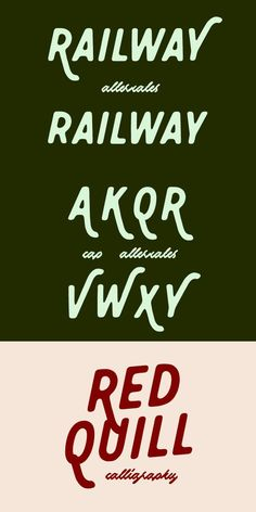 75% OFF Ale Ligs. Display Fonts. $5.00