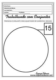 ESPAÇO EDUCAR: Conjuntos