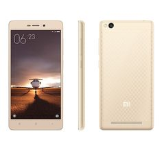 Original Xiaomi Redmi 3 5.0 1280 * 720pix HD 4G Metal Body Mobile Phone Snapdragon 616 Octa Core 2GB RAM 16GB ROM 13MP 4100mAh Battery Dual Card Design Smartphone