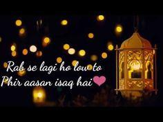 Beautiful Islamic Quotes, Islamic Inspirational Quotes, Whatsapp Status In Urdu, Islamic Status, Youtube Movies, Download Video, You Youtube, Make It Yourself, 2018 Ramadan
