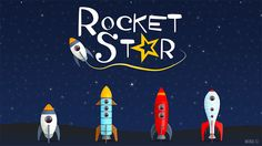 Rocket Star, a new #iOS experiment by christiang #indiegames #videogames #gamesinitaly