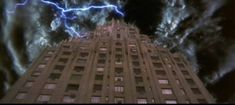 The most evil building yet(from Ghostbusters)