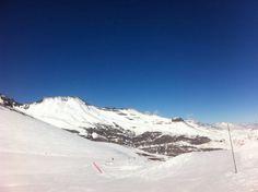 """Centro de Esquí """"Valle Nevado"""" Santiago Chile"""