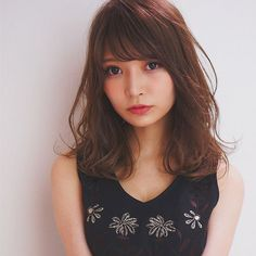 まとまりのあるゆるっと巻き髪スタイル Prity Girl, Her Style, Asian Beauty, Hair Beauty, Long Hair Styles, Girls, Daughters, Long Hairstyles