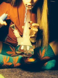Roor glass #weed socks