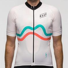 M.A Jersey White Cycling Wear 9f42b48fa