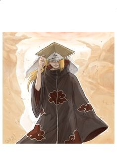 to be honest, he probably exploded most of Iwa, killed a Tsuchikage, and stole their. Anime Naruto, Naruto Boys, Naruto Shippuden Sasuke, Naruto Art, Itachi Uchiha, Gaara, Otaku Anime, Boruto, Anime Guys