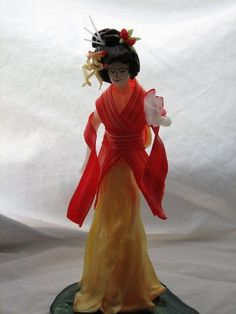 Japanese sugar sculpture