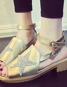 Comprar Ofertas de LFNLYX Zapatos de mujer-Tacón Bajo- 07b1cce7007e