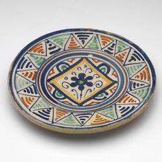 Dish, 1525-1550, ®  Museum Boijmans van Beuningen