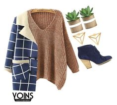 """""""#Yoins"""" by credentovideos ❤ liked on Polyvore featuring Sole Society"""