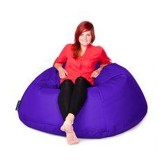 Cool je o pohodlném relaxování. Můžete si něj sednou či lehnout a on se díky speciálnímu tvaru a výplni plně přizpůsobí. 18 barevných variant přesně padne nejenom vašemu tělu, ale také obýváku, pokoji či zahrádce.