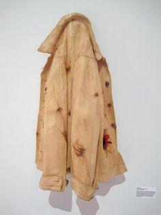 jacket made of wood
