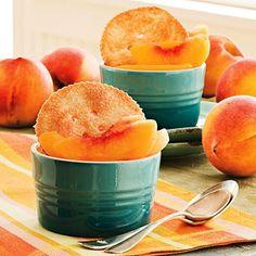 peach cobbler - Bing Images