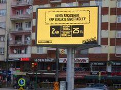Outled  Reklam | Meydana Çıkın!