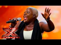 ‪ Jennifer Phillips brought CHURCH to the X Factor stage.After giving up on a singing career, Jennifer Phillips from Camden Town came out of retirement to face our X Factor panel. Vocal Lessons, Singing Lessons, Singing Tips, Singing Classes, Singing Career, Music Love, My Music, Lord, Cover Songs