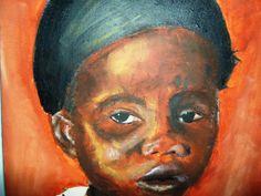 Zulu Girl Close Up