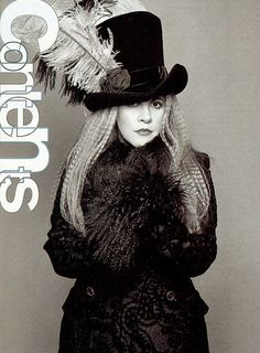 1997- Stevie Nicks