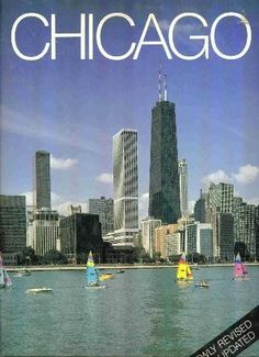 Chicago by Thomas G. & Virginia L. Aylesworth (1990, Hardcover) - Good Condition