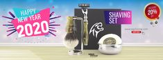 At Jag Shaving, we carry high quality shaving & grooming products for Men.We offer reasonable prices and all our products are manufactured by world's best companies. Shaving Set, Shaving Razor, Shaving & Grooming, Grooming Kit, Shaving Products, New Year 2020, Good Company, Meet, Luxury