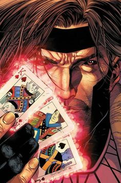 Marvel's Gambit X-Men #fanart
