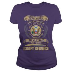 Craft Service Brave Heart Job Title Shirts #gift #ideas #Popular #Everything #Videos #Shop #Animals #pets #Architecture #Art #Cars #motorcycles #Celebrities #DIY #crafts #Design #Education #Entertainment #Food #drink #Gardening #Geek #Hair #beauty #Health #fitness #History #Holidays #events #Home decor #Humor #Illustrations #posters #Kids #parenting #Men #Outdoors #Photography #Products #Quotes #Science #nature #Sports #Tattoos #Technology #Travel #Weddings #Women
